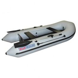 Надувная 3-ёх местная ПВХ лодка PROFMARINE PM 350 ELS