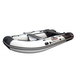 Надувная 5-местная ПВХ лодка Посейдон Касатка KS365