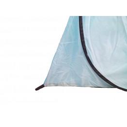 Палатка зимняя автоматическая CoolWalk 2.0x2.0x1.65м (дно на молнии)