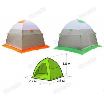 Палатка зимняя Лотос 3 (модель 2016 года)
