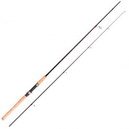 Спиннинг Samurai Shock Leader 9, углеволокно, штеккерный, 2,1 м, тест: 1-9 г, 148 г