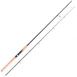 Спиннинг Samurai Shock Leader 12, углеволокно, штеккерный, 2,1 м, тест: 3-12 г, 143 г