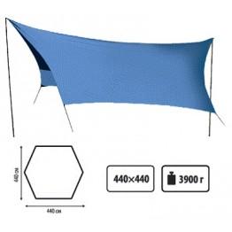 Тент Sol Tent Blue (440х440 см)