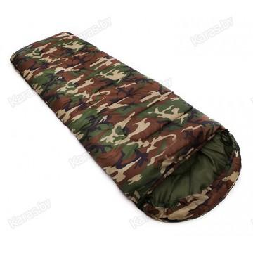 Спальный мешок-одеяло ArtViteks Bars -15°С