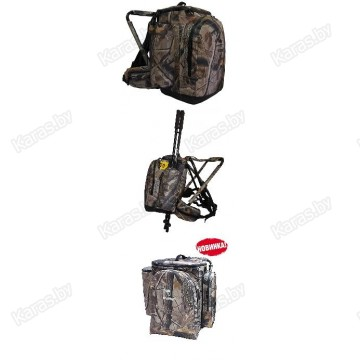 Рюкзак TRAMP Forest Camo