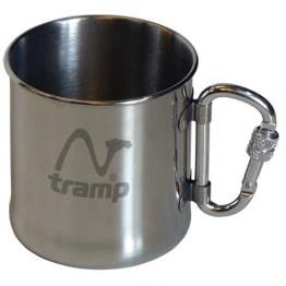 Кружка с карабином 300 мл, Tramp TRC-012