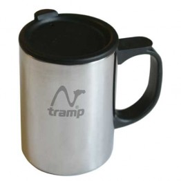 Кружка c поилкой 400 мл TRAMP, TRC-019