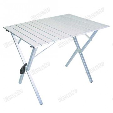 Складной алюминевый стол 110 х 80 х 70 см Tramp, TRF-010