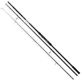 Удилище карповое Mikado Ultraviolet Carp 390, углеволокно, 3.9м, тест: 3.00 lbs , 350 г