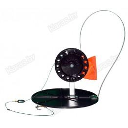 Жерлица зимняя оснащенная с катушкой 90 мм