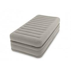 Надувная кровать INTEX 64444 Prime Comfort 99 х 191 х 51 (насос 220В)